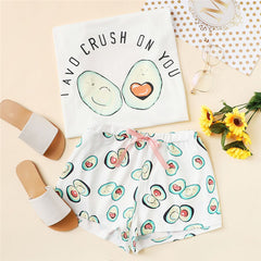 Avocado Pyjamas Set