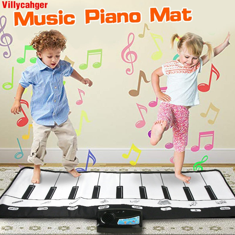 Musical Piano Play Mat