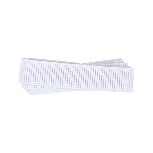 Non-roll ribbed elastic 25mm - 0.25m