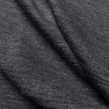 Load image into Gallery viewer, Australian Merino Jersey - Charcoal marle