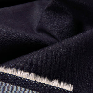 Stretch Denim 10oz 98% cotton / 2% spandex - Indigo 0.5m