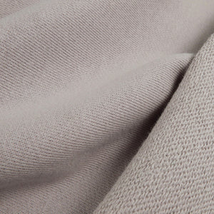French terry 320gsm - Dove grey 0.5m