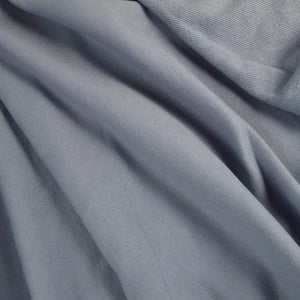 French terry 320gsm - Cashmere blue 0.5m