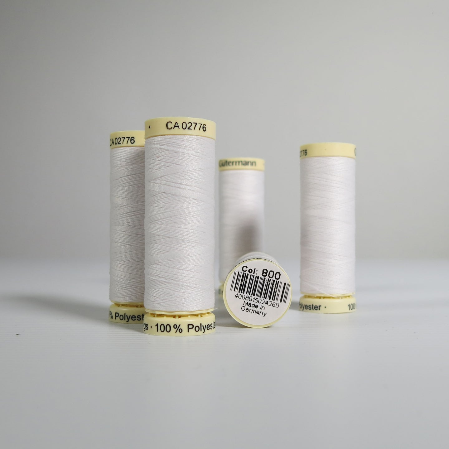 Gütermann polyester thread - 800 (100m)