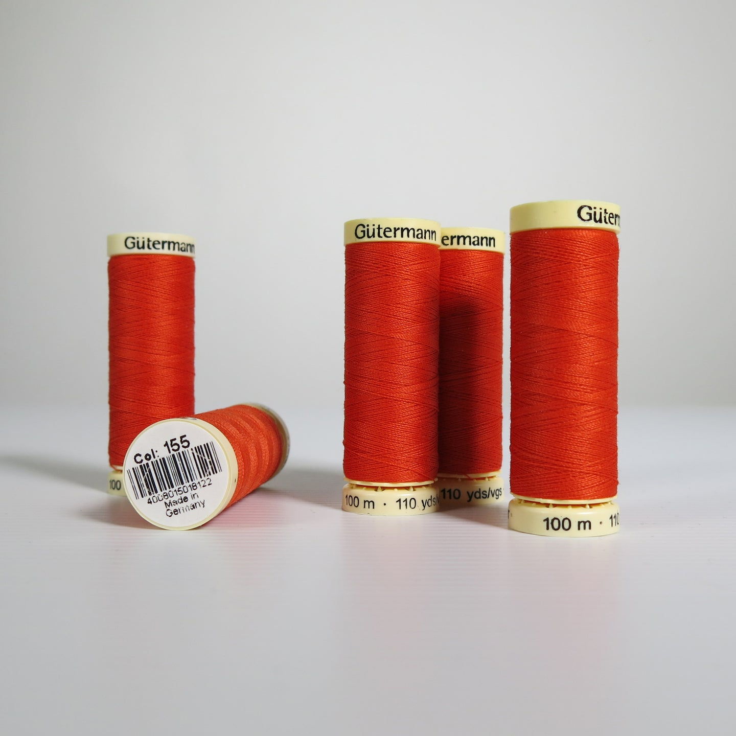 Gütermann polyester thread - 155 (100m)