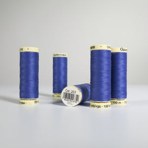 Gütermann polyester thread - 203 (100m)