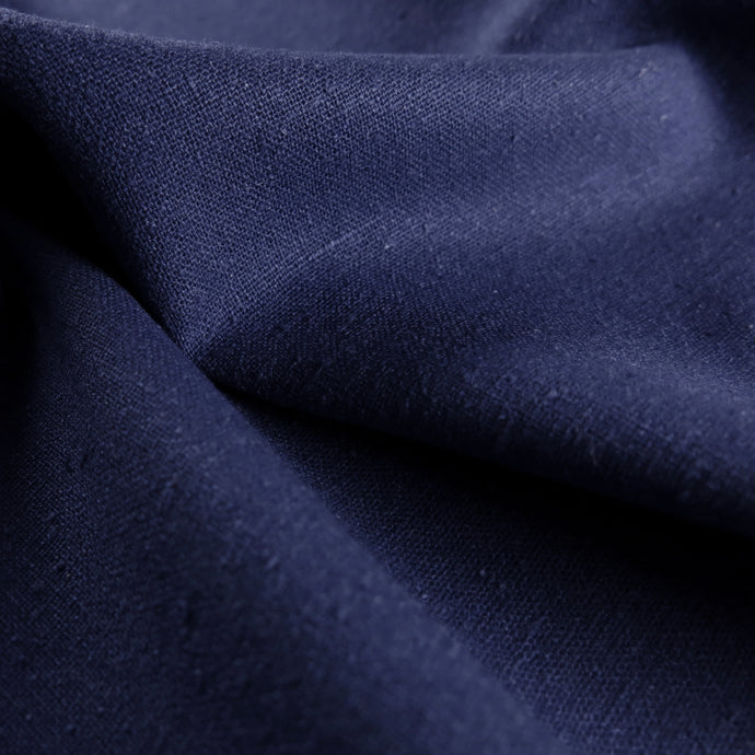 Silk noil - Mirren blue 0.5m
