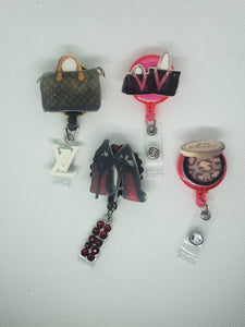Assorted Retractable Badge Reels