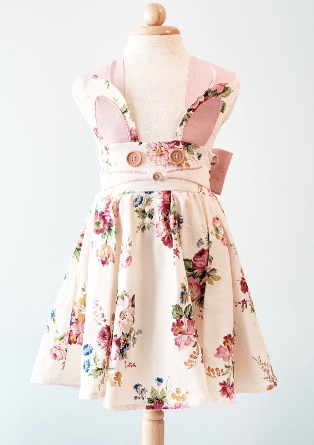 Bunny Suspender Skirt