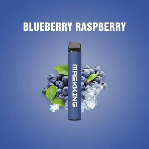 BLUEBERRY RASBERRY MASKKING