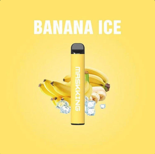 BANANA ICE MASKKING