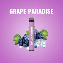 Load image into Gallery viewer, GRAPE PARADISE MASKKING