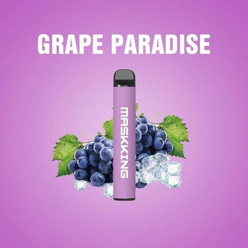 GRAPE PARADISE MASKKING