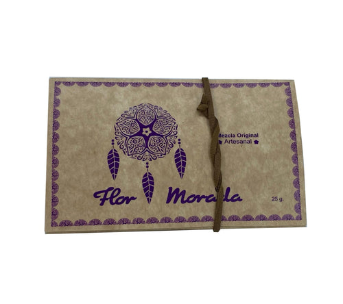 FLOR PURPLE original mix wallet