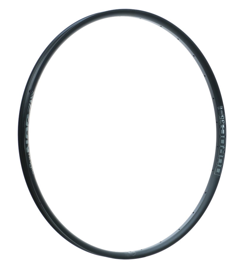 "Düroc 35 29"" Rim, 32-Hole, Black / Stealth"