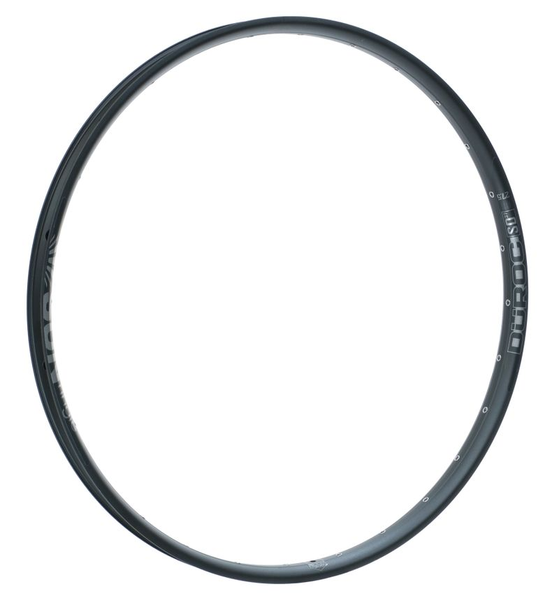 "Düroc SD37 29"" Rim, 28-Hole, Black / Stealth"