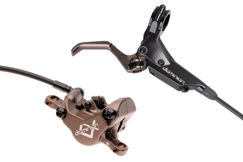 Dominion A2 SFL Brake Kit, Black/Bronze