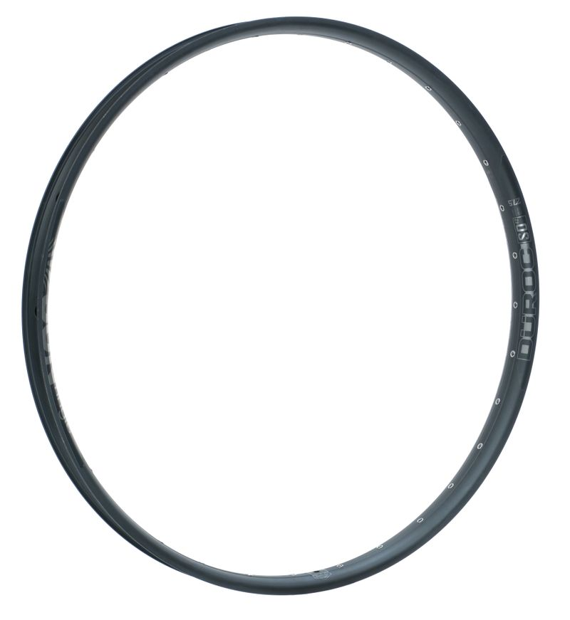 "Düroc SD42 27.5"" Rim, 32-Hole, Black / Stealth"