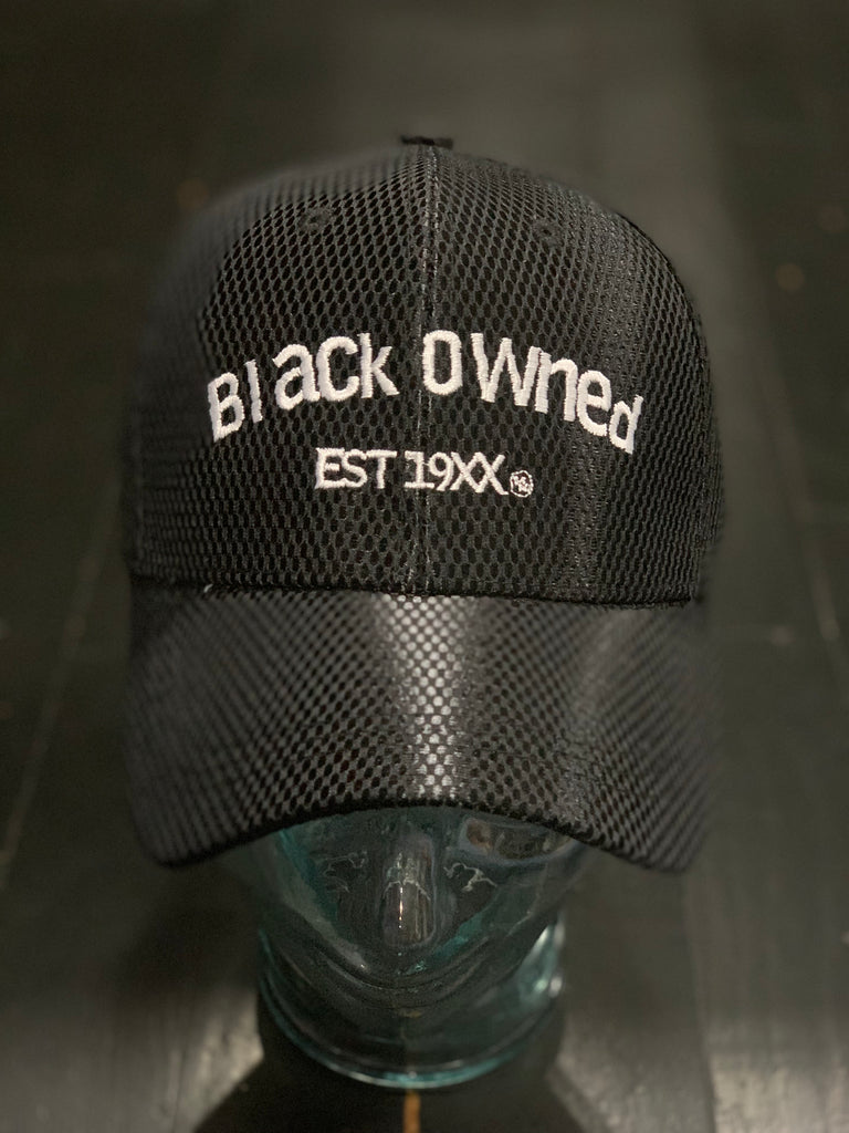 Embroidery Logo Mesh Dad Hat