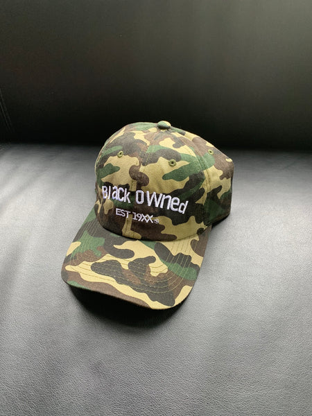 Original Camo Dad Cap
