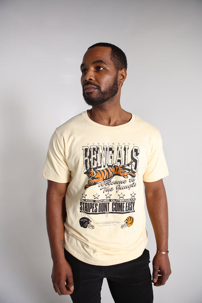 SDCE Graphic Heavy Cotton Tee (Cream)