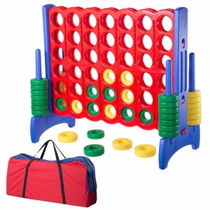 Winspin Giant Connect 4 Game (4.1'x1.8'x3.6')