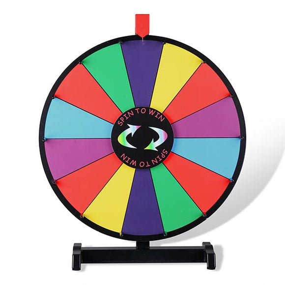 Classic Spin Wheel Tabletop