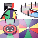 Twin-Pin Spin Wheel Tabletop