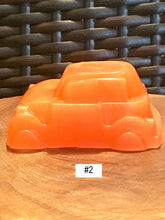 Load image into Gallery viewer, Kids Children CAR SOAPS 4 styles - Paraben Sulfate Free