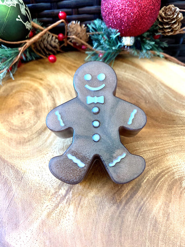 Gingerbread Boy Soap - Christmas