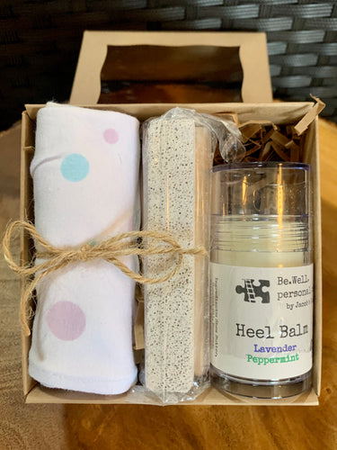Foot Care Gift Box VALENTINE'S DAY