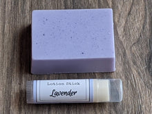 Load image into Gallery viewer, Large Soap Bar Mini Lotion Stick Gift Pack