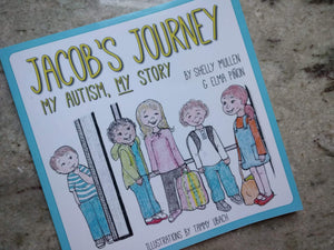 Book - Jacob's Journey, A Personal Autism Story