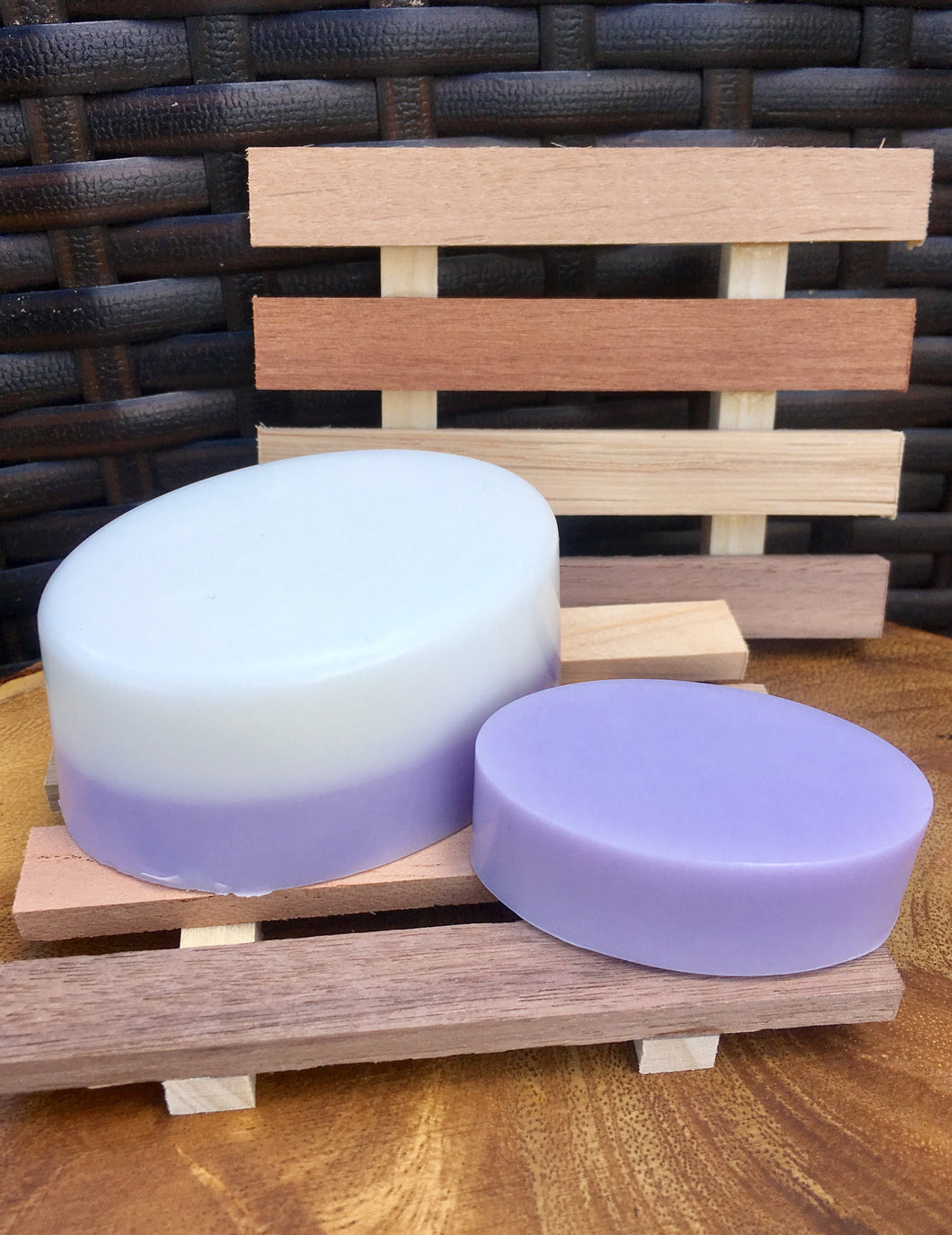 Wood Soap Dish Natural Reclaimed