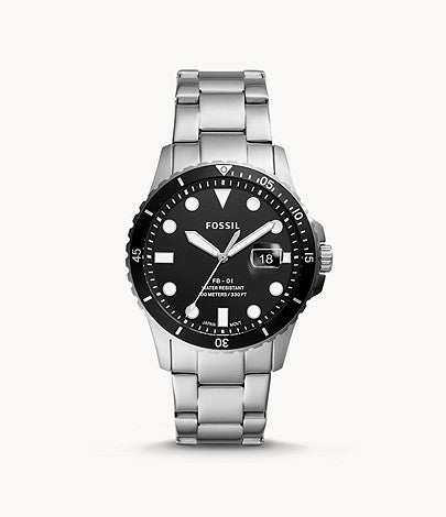 Fossil FS5652 Stainless Steel Watch