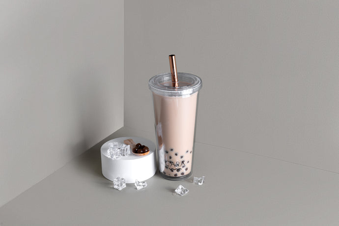 CARA Boba (Bubble Tea) Tumbler