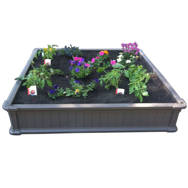 Lifetime 4' Raised Garden Bed (3 pk.)
