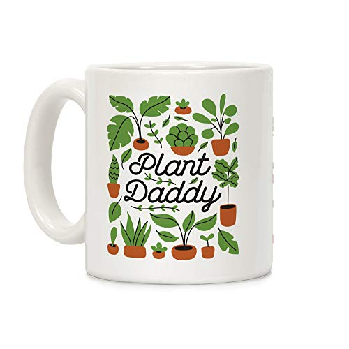 """Plant Daddy"" 11oz. Ceramic Coffee Mug"