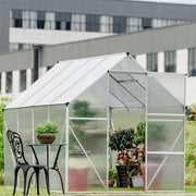 Walk-In Heavy Duty Greenhouse