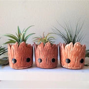Baby Groot Face Planter