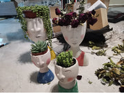 Family Face Planter