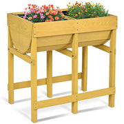 Raised Wooden Elevated Planter