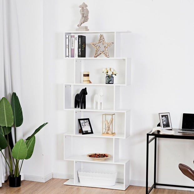 "6-Tier  ""Z-Shelf"""