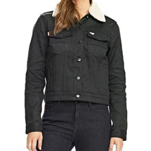 Saint Women's Unbreakable Jacket w/Removable Sherling Collar - Black