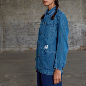 Girls of Dust 673 Core Denim Jacket - Broken Twill