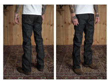 Eat Dust Fit 63 (Bootcut Fit) Japanese Selvedge Denim