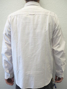 Eat Dust Striped Service Shirt