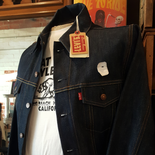 Levi's Vintage Collection - 1967 Type III Denim Jacket - Indigo