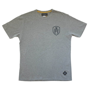 "Abel Brown ""Seeker"" T-Shirt - Grey"