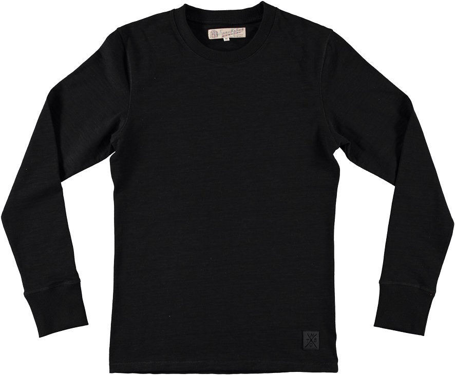 Eat Dust Club Jersey Black L/S Shirt